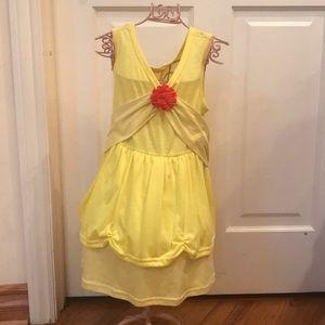 Other - Brand new little girls Belle princess dress! 🌹✨